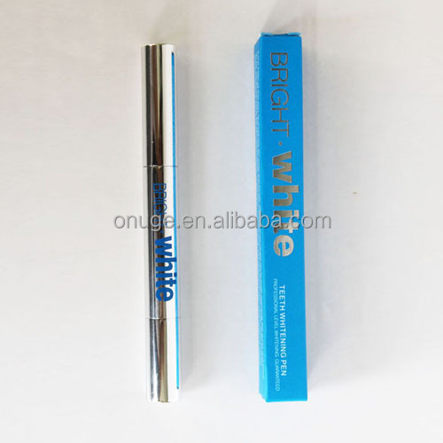 Hollywood Smile Teeth Whitening Pen,0.1% HP to 35% HP available, 2ML