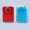 New universal duo USB backup portable 9000mAh power bank External Battery Mobile Charger