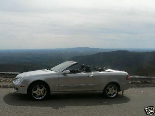 CLK CONVETABLE LOW MILES MAKE OFFER