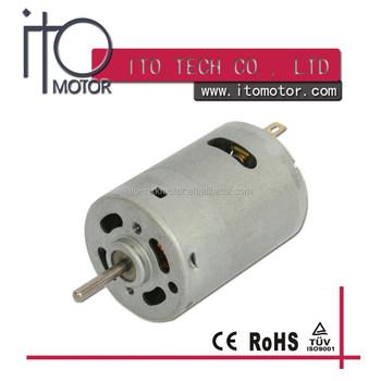 540 545 Variable Speed Dc Motor 540 545 Dc Fan Motor