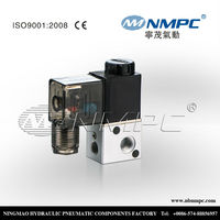 npt pneumatic component of 3V1-06/direct drive/port size 1/8