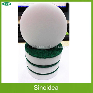 The kitchen appliances clean rubber polishing Scouring Melamine sponge