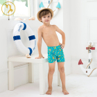 Spot Sales Polyester Protect Baby'S Tender Skin Baby Boys Swimming Shorts Trunks