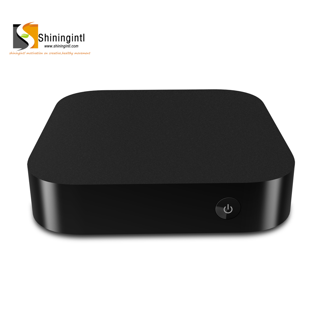 small portable embedded system low power quad core mini itx linux windows10 single board smart TV box intel pc computer