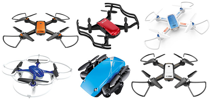 Amazon Hot selling 2.4G rc drone with camera