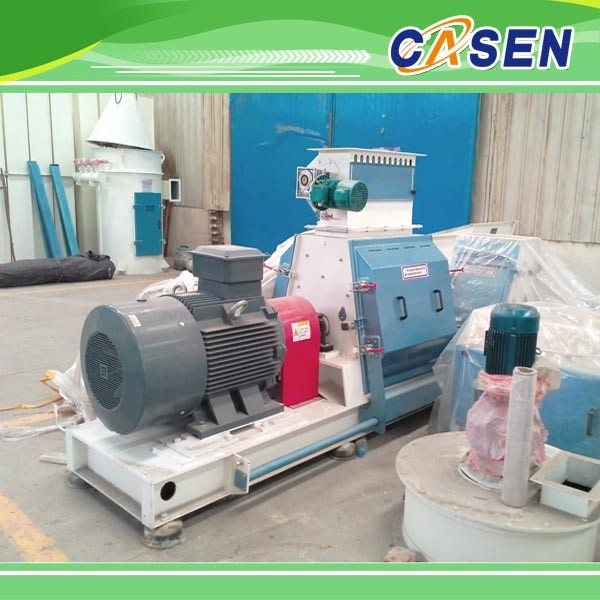 Grain Hammer Mills Small Feed Processing Machine