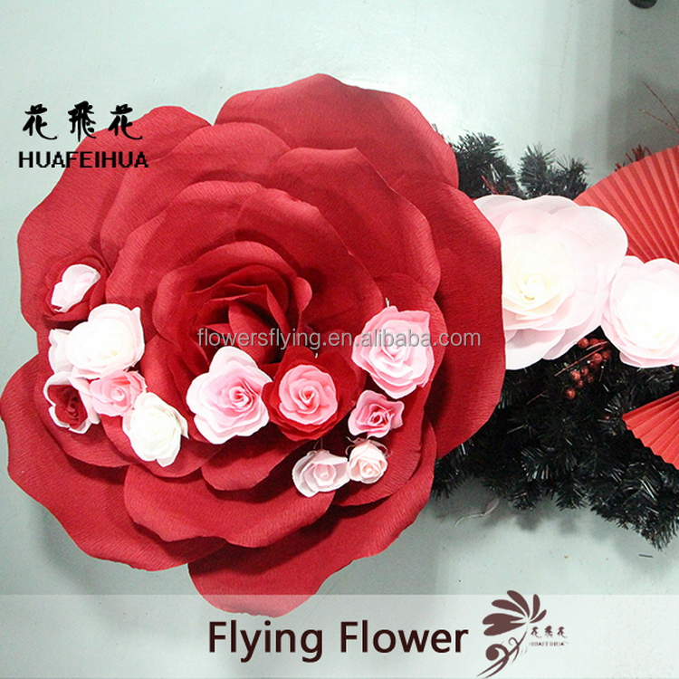 The Most Popular hot selling wholesale rose flower decoration