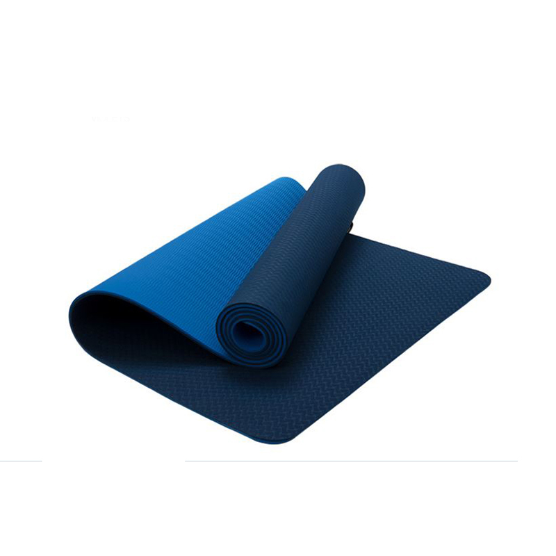 Design tpe yoga mat <strong>eco</strong> with print logo service