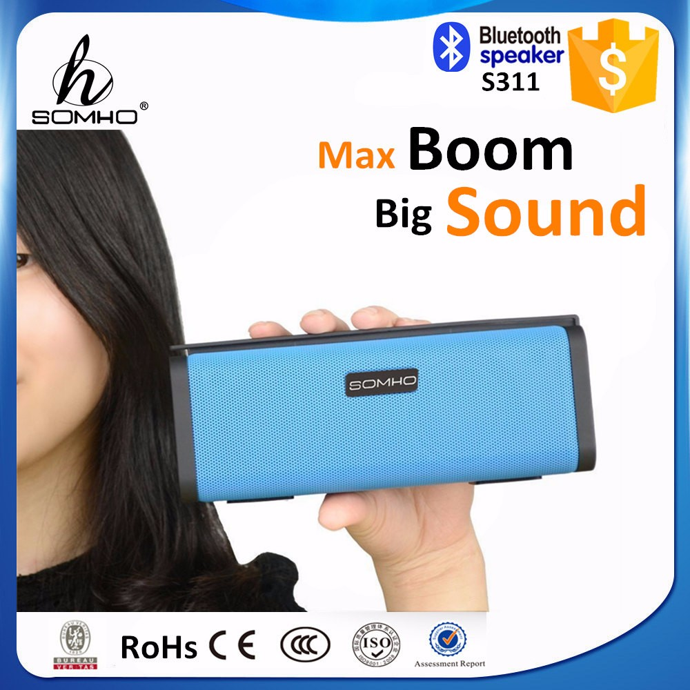 Best Selling Big Sound active monitor speaker bluetooth speaker bass mini hifi portable speaker