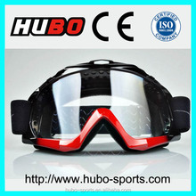 custom design packaging mx goggles motocross racing safety glasses