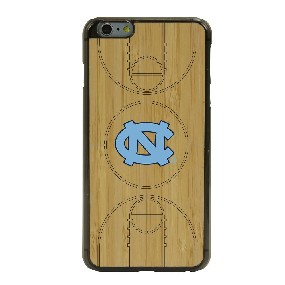 8292f789554267 Get Quotations · North Carolina Tar Heels Eco Light Court Case for iPhone 6    6s Plus with Guard