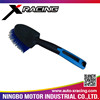 CBR004 Xracing round cleaning brush,small plastic cleaning brushes,car wash wheel brush