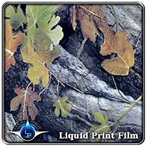 HYDROGRAPHIC KIT HYDRO DIPPING WATER TRANSFER HYDRO DIP FALL OAK CAMO TREE HC452
