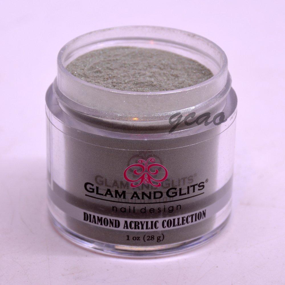 Glam Glits Acrylic Powder 1 Oz Goldmine Dac87 Acrylic Powders & Liquids