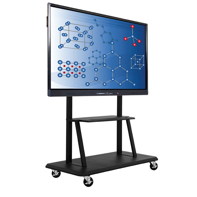 TOP Alles In Een Touch Screen Interactieve Whiteboard Smart Board Stand