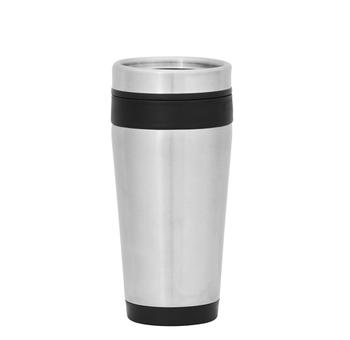 Stainless Steel Outer Plastic Inner 450ml 16oz Wholesale Blank Stainless  Steel Travel Mugs Stainless Steel Coffee Mug Car Mug - Buy Wholesale Blank