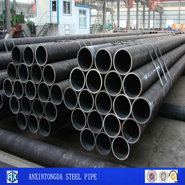 general trading company ms black steel pipe/tube structure steel tube at lowest price