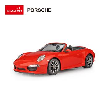 Rastar High Speed Porsche 911 Car Remote Control Car Model Rc Car