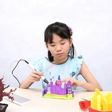 DIY pen printer children 3D doodle pen for kids 3D drawing pen
