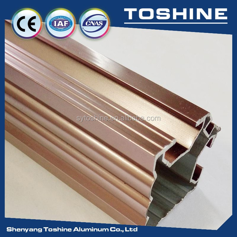 Foshan factory supply oval aluminum tube 6063 6061 6005 6060 aluminum profile triangular / triangle aluminum profile