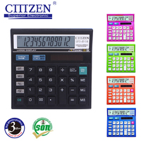 GTTTZEN auto replay ct 512 calculadora 12 digits desktop scientific calculator