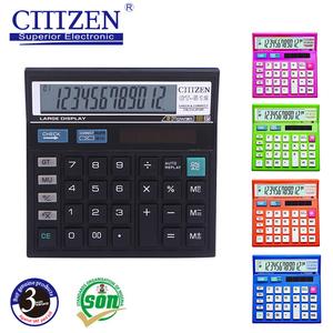 GTTTZEN auto replay ct 512 calculadora 12 digits desktop scientific calculator