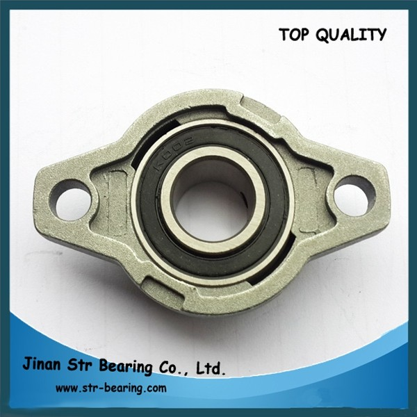 Aluminum alloy housing bearing KFL002Miniature Pillow Block Bearing KFL002