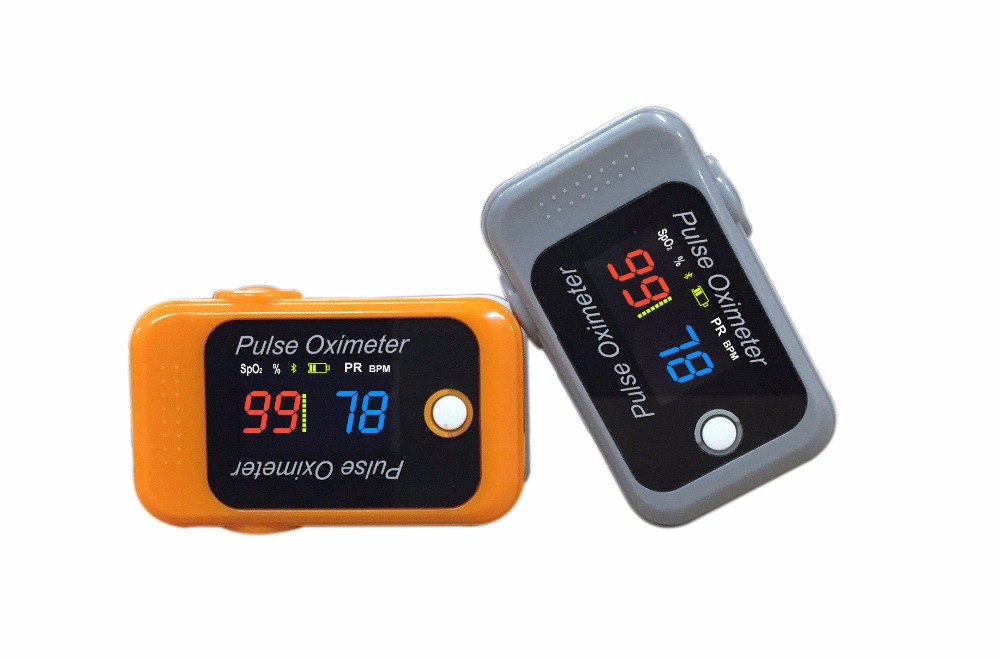 Digital special price LCD display Pulse Oximeter