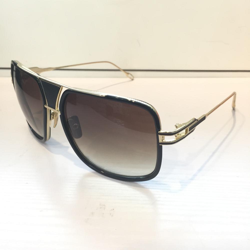 d0e92d2ae4cc Get Quotations · dita Grandmaster Five Hot!DITA sunglasses men brand design  retro vintage summer style women sunglasses