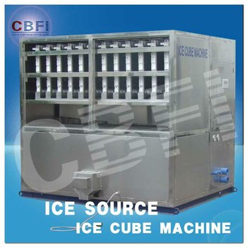 cube machine commercial