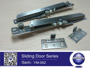 Wardrobe Sliding Door Buffer, Soft Closing Cabinet Door Buffer, Sliding  Door Damper