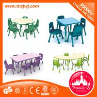 kindergarten children table children study table chair