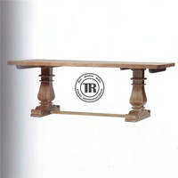 Home furniture solid wood dining table,Antique reclaimed wood dining table, Natural Handcraft dining table