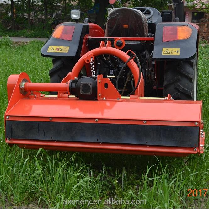 PTO flail mower mott implement