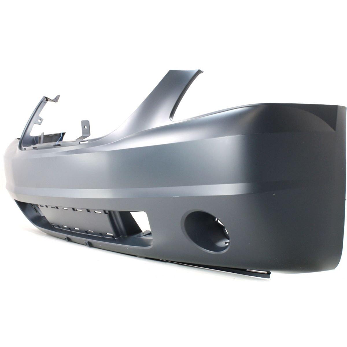 Diften 105-A5232-X01 - CAPA Bumper Cover Facial Front Primered Yukon GMC XL 1500 GM1000818C 25890766