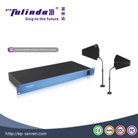 wireless microphone antenna amplifier