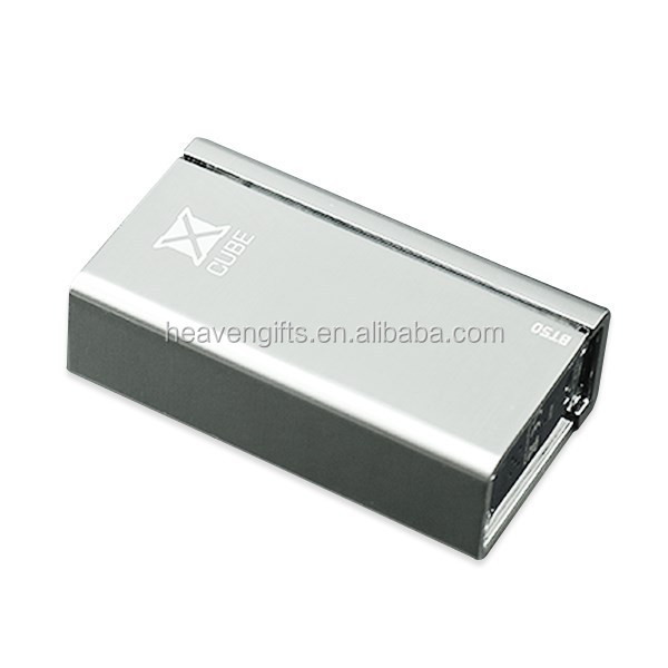 50W SMOK XCube BT50 VW Bluetooth Box Mod with Program Updating and Bug Fixing Function