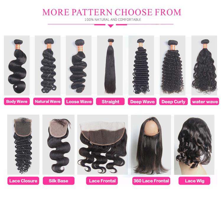 100grams virgin Malaysian bulk hairs, wholesale price per kg hair straight Malaysian