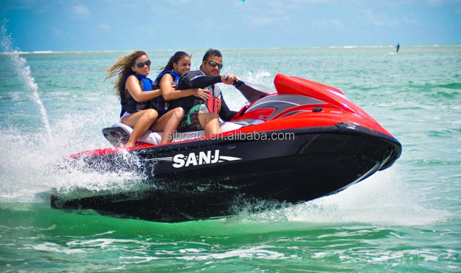 Sanj Powerful Jetski With Ce&dnv - Buy China Jet Ski,Top