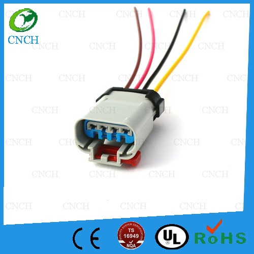Terrific Fuel Pump Connector Wiring Harness Pigtail Fit Chevrolet Chrysler Wiring Digital Resources Remcakbiperorg