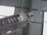 2012 soda beverage Easy open can filling machine
