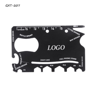 Outdoor Multi-tool Card Portable Survival Multi Tool Credit Tool Card