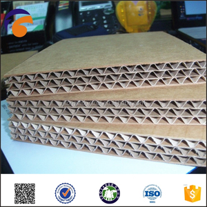 new product Coated Paper Cardboard Corrugated Paper Sheet