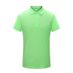 Top quality hot sales polo tshirts new design 100%polyester plain white men polo t shirt