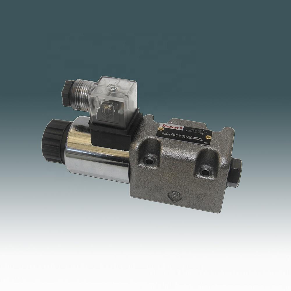 4WE6, 4WE10 Rexroth гидравлические электромагнитные направленные клапаны