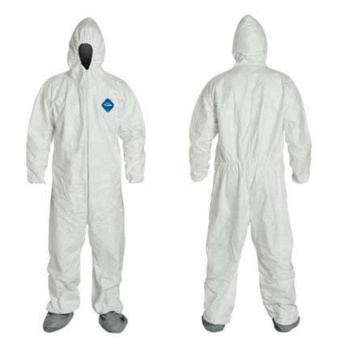 Type 5/6 Disposable Microporous Protective Clothing for Painting