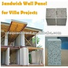 New-tech eco-friendly low cost EPS cement fiber cement board