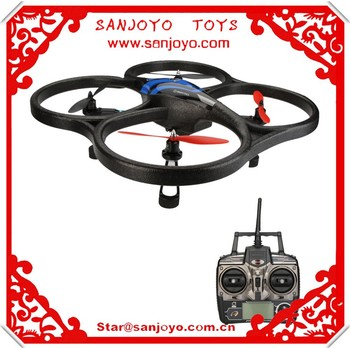 Original Wltoys Brushless Rc Quadcopter Large 45CH RC UFO 58Ghz 4 Axis Drone