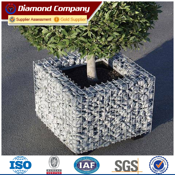 hot dipped galvanized gabion box / welded gabion / gabion baskets credit insurance by Alibaba