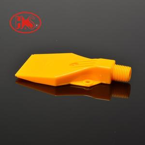 Manufacturing Blowpipe nozzle head air water spray nozzle